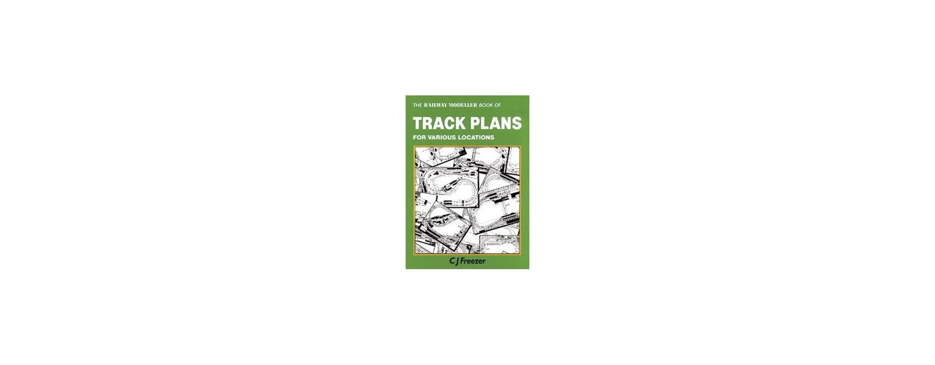 How do you design a track plan?